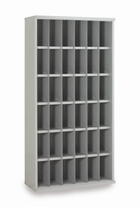 Steel Bin Cabinets: click to enlarge