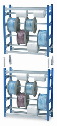 Toprax - Adjustable Cable Rack: click to enlarge