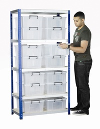 Eco-Rax - 24 Litre Storemaster Kits: click to enlarge