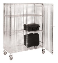 Secure Static and Mobile Cages: click to enlarge