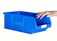 Topstore - TC4 Standard Colour Semi-Open Fronted Containers: click to enlarge