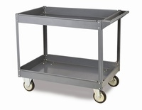 Toptruck - Steel Shelf Trolleys 250Kg Capacity: click to enlarge