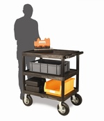 Standard Utility Tray Trolleys