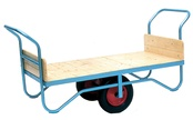 Double Handle Balance Trolleys - 500Kg Capacity