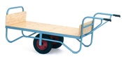 Single Handle Balance Trolleys - 500Kg Capacity - Dual Balance