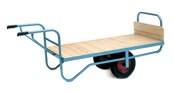 Single Handle Balance Trolleys - 500Kg Capacity