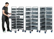 Topstore - Euro Container Tray Trolleys