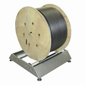 Floor Mounted Cable Reel Stand