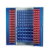 Topstore - Louvred Panel Container Cabinets