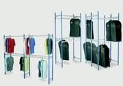 Toprax - Garment Hanging without Hanging Rails